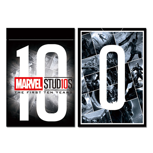 마블 10주년 블랙덱 (Marvel Studios10 years Black deck)