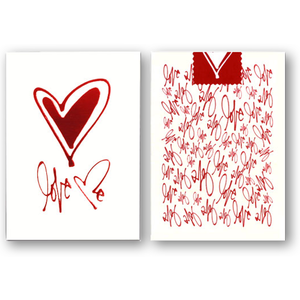 러브미 카드 (Love Me Playing Cards)