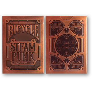 스팀펑크덱 (Steampunk Plaing Cards)
