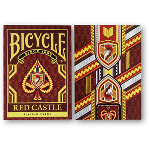 레드 캐슬덱 (Red Castle Playing Card)