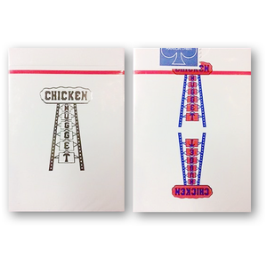 치킨너겟덱 화이트 (Chicken Nugget Playing Cards - White)