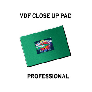 VDF클로즈업패드프로-그린(VDF Close Up Pad - Professional size - Green)