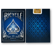 아폴로 플레잉 카드 - 블루 ( Bicycle Apollo Playing Card Deck_ Blue)